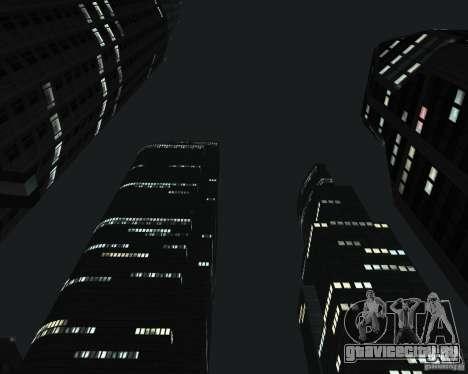 ENBSeries NORTH для GTA San Andreas третий скриншот