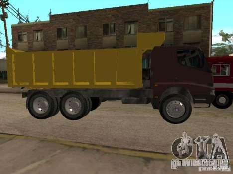 BMC для GTA San Andreas вид слева