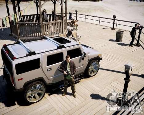 CoD Black Ops Hudson для GTA 4 седьмой скриншот
