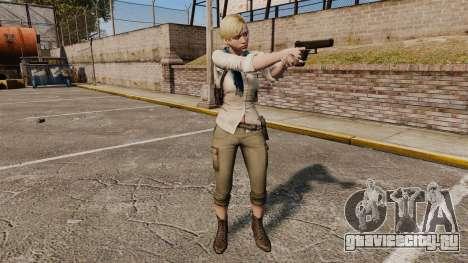 Шерри Биркин для GTA 4 четвёртый скриншот