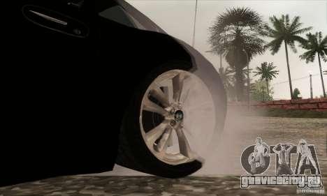 BMW Z4M для GTA San Andreas вид справа