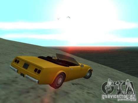 Feltzer из GTA Vice City для GTA San Andreas вид слева