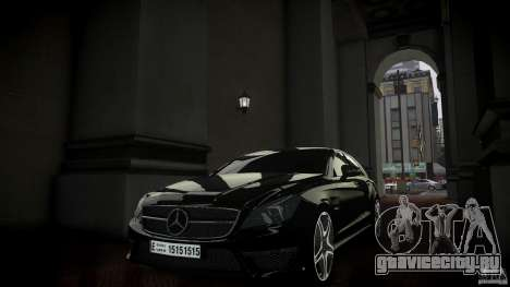 iCEnhancer 2.1 Custom для GTA 4 шестой скриншот