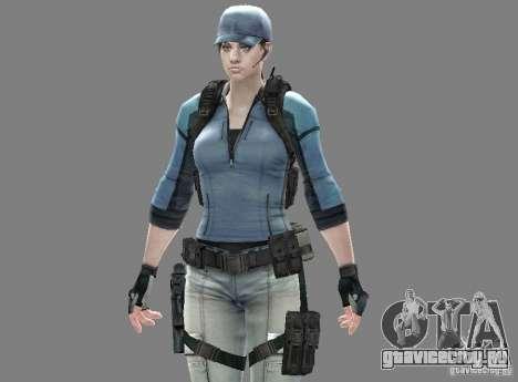 Новые женские и мужские скины для армии. для GTA San Andreas третий скриншот