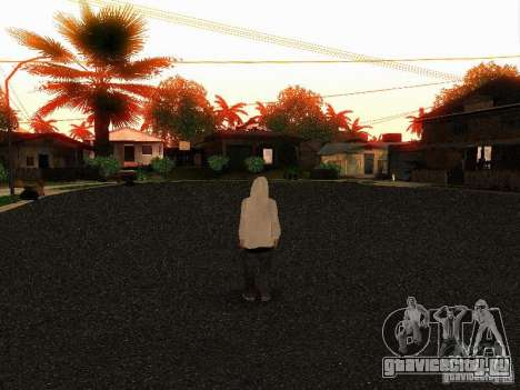New ColorMod Realistic для GTA San Andreas седьмой скриншот