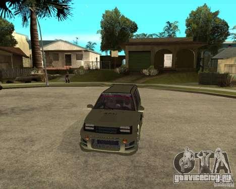 OKA 1111 Z.V.E.R. Tuning для GTA San Andreas вид сзади