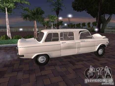 ЗАЗ 968М Лимузин для GTA San Andreas вид справа