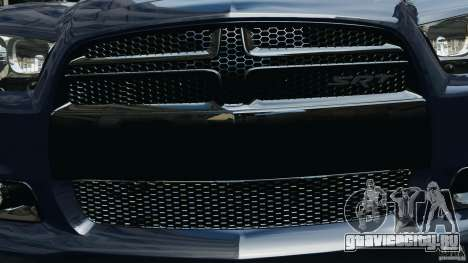 Dodge Charger SRT8 2012 v2.0 для GTA 4 двигатель