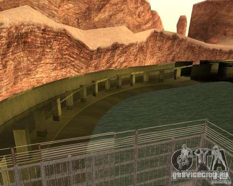 База DRAGON для GTA San Andreas второй скриншот