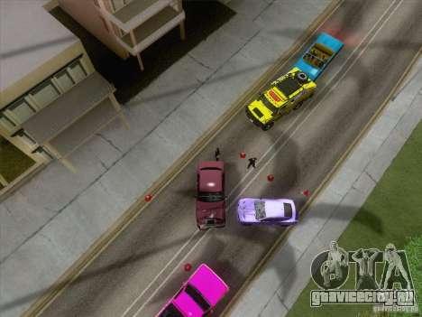 Аварии на дорогах для GTA San Andreas третий скриншот