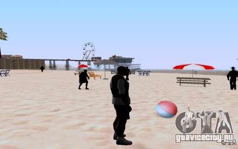 Reality Beach v2 для GTA San Andreas пятый скриншот