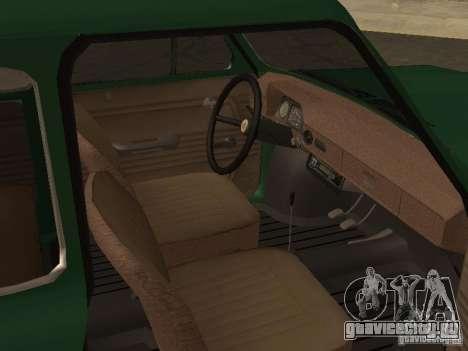 ЗАЗ 968 Сток для GTA San Andreas вид справа