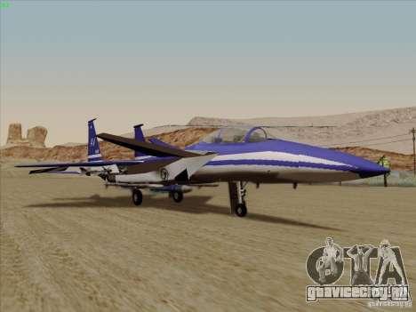 F-15 SMTD для GTA San Andreas