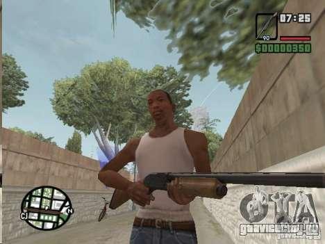 Mafia II Full Weapons Pack для GTA San Andreas шестой скриншот