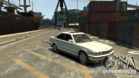 BMW 525i для GTA 4
