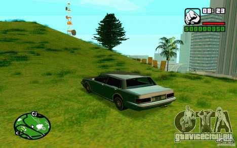 ENBSeries от Blaid для GTA San Andreas пятый скриншот