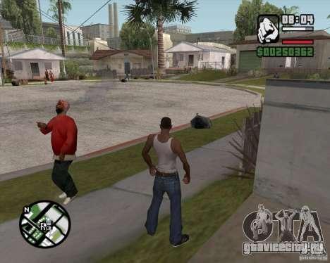 L.A. Mod для GTA San Andreas второй скриншот