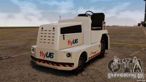 FlyUS Tugs Pack для GTA 4 вид слева