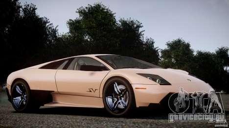 Lamborghini Murcielago LP670-4 SuperVeloce для GTA 4