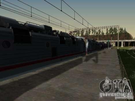 ЭП1М для GTA San Andreas вид справа