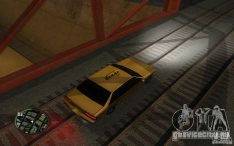 IVLM 2.0 TEST №5 для GTA San Andreas шестой скриншот