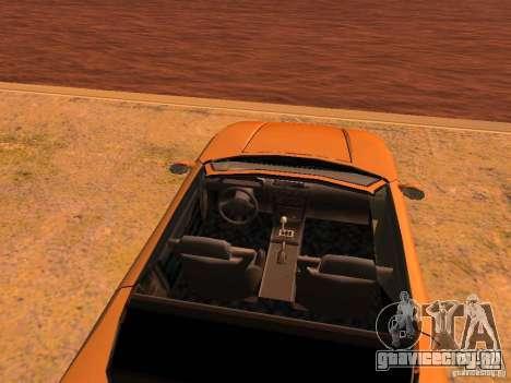 Infernus Revolution для GTA San Andreas колёса