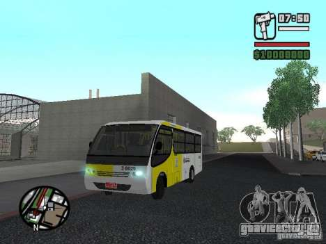 Induscar Caio Piccolo для GTA San Andreas