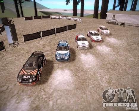 Toyota Celica ST-205 GT-Four Rally для GTA San Andreas