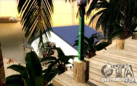 Пляжный клуб для GTA San Andreas второй скриншот