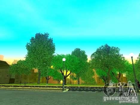 Новый Color Mod для GTA San Andreas седьмой скриншот