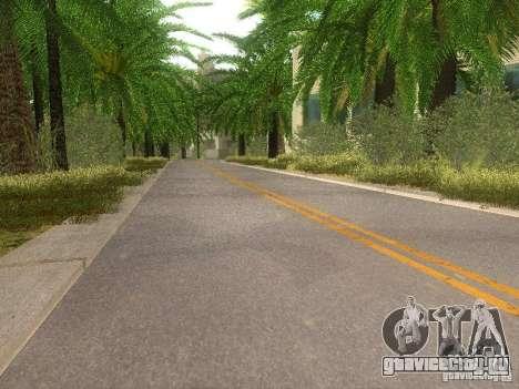 Modification Of The Road для GTA San Andreas шестой скриншот