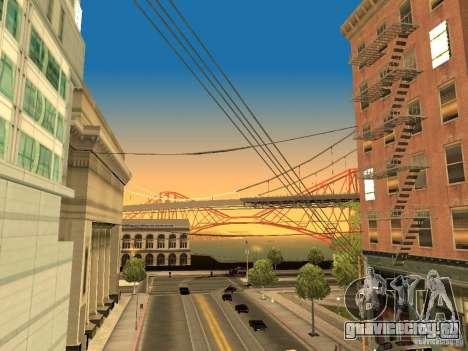 New Sky Vice City для GTA San Andreas шестой скриншот