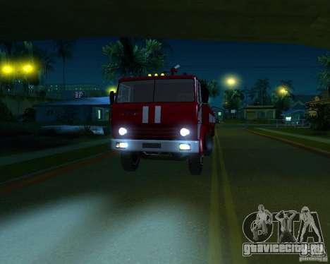 КамАЗ 53213 АП-5 для GTA San Andreas