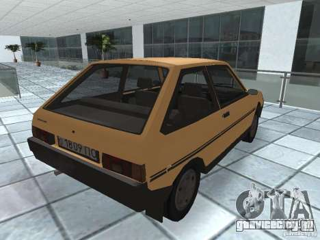 ЗАЗ 1103 Таврия для GTA San Andreas вид справа