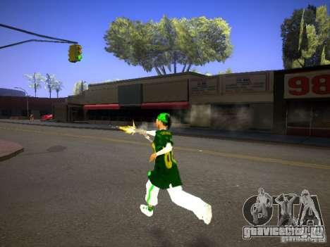 New Deniz для GTA San Andreas четвёртый скриншот
