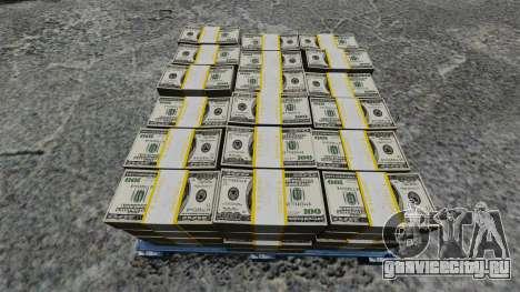 Настоящие Американские деньги для GTA 4 четвёртый скриншот