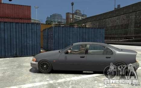 Kuruma из GTA 3 для GTA 4 вид слева