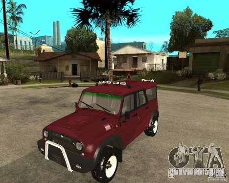 УАЗ 3159 Hunter (Хантер) для GTA San Andreas
