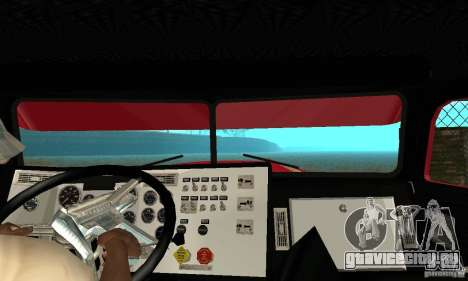 Peterbilt Coupe для GTA San Andreas