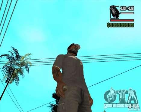Millenias Weapon Pack для GTA San Andreas двенадцатый скриншот