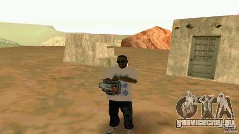 Новыи Парикмахер для GTA San Andreas пятый скриншот