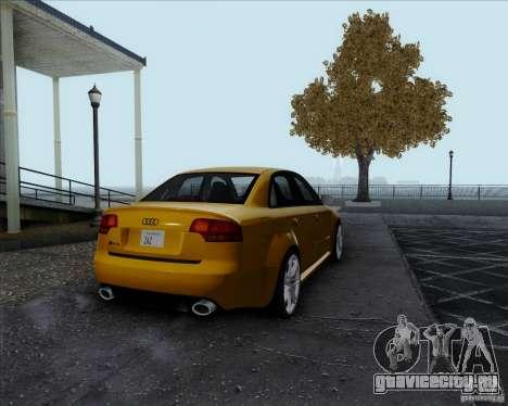 ENBSeries by slavheg v3 для GTA San Andreas четвёртый скриншот