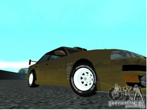 Deluxo Wheels Mod для GTA San Andreas десятый скриншот