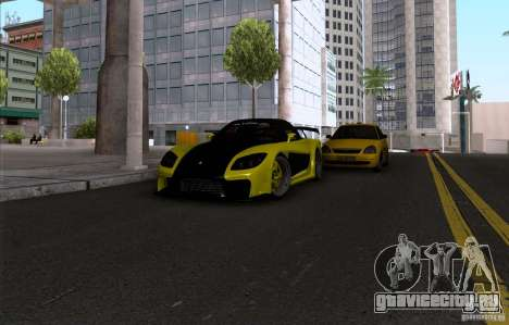 ENBSeries by HunterBoobs v2.0 для GTA San Andreas второй скриншот