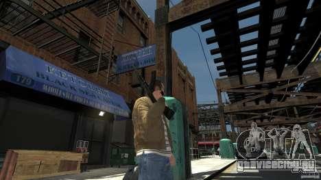 Red Army Mod (Realistic Weapon Mod) для GTA 4 второй скриншот