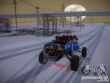 Ickler Jimco Buggy для GTA San Andreas салон