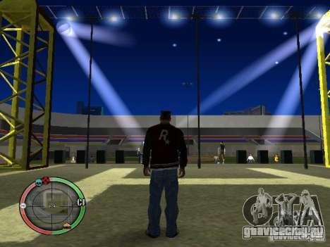 Концерт АК-47 v2 для GTA San Andreas пятый скриншот