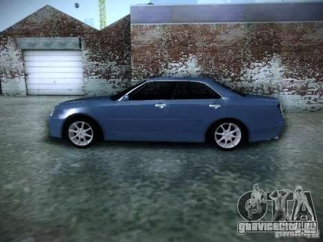 Nissan Gloria для GTA San Andreas вид справа