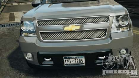 Chevrolet Suburban GMT900 2008 v1.0 для GTA 4 салон