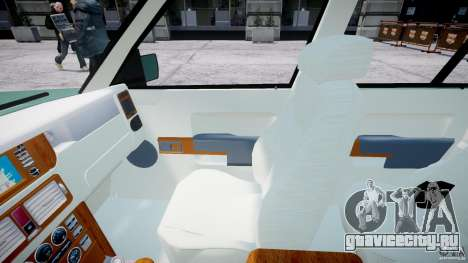 Range Rover Vogue для GTA 4 вид сзади